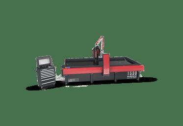 waterstraal machine