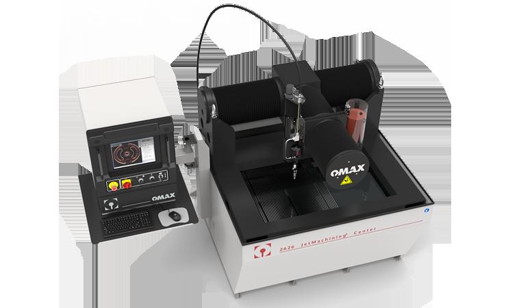 OMAX 2626 watersnijmachine