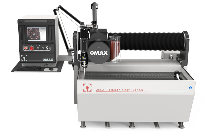OMAX 2652 watersnijmachine