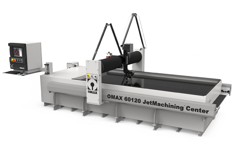 OMAX 60120 Watersnijmachine
